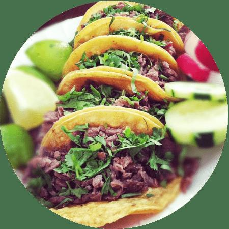 Variedad de Productos de Carne de Res, Pollo, Puerco GM Super Carnes